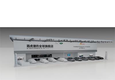 深圳国际车展布展搭建